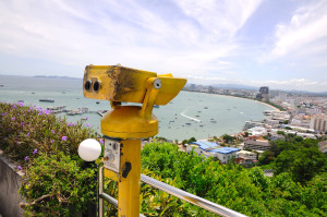 Pattaya City View at Phratamnak Hill