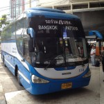 Bus timetables from Bangkok to Pattaya